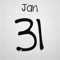 Calendoodle - The Pen and Ink Whiteboard Calendar
